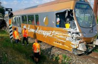 При аварии пассажирского поезда в Австрии пострадали 30 человек