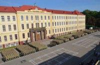 «Бій» за Академію Сухопутних військ