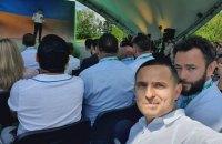 """ЦВК перевіряє наявність подвійного громадянства у кандидата від """"Слуги народу"""" з округу в Харкові"""