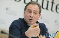 Томенко вважає, що справа Генпрокуратури проти Довгого не має перспектив у суді