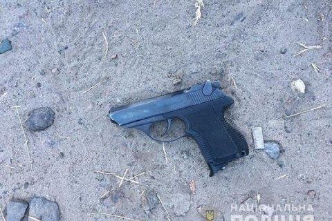 У Києві п'яний чоловік підстрелив велосипедиста на світлофорі