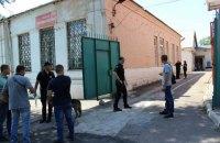 У Маріуполі невідомий із сокирою увірвався в синагогу, поранено охоронця (оновлено)