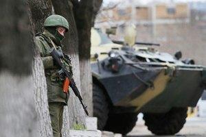 5 офіцерів і один генерал залишаються в полоні в Криму