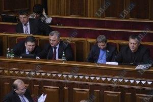 Кабмин планирует в 2012 году разработать и внести в Раду 57 законопроектов