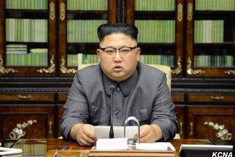 Кім Чен Ин прирівняв виступ Трампа в ООН до оголошення війни