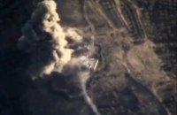 Росія здійснила понад 20 авіаударів по контрольованому опозицією місті в Сирії