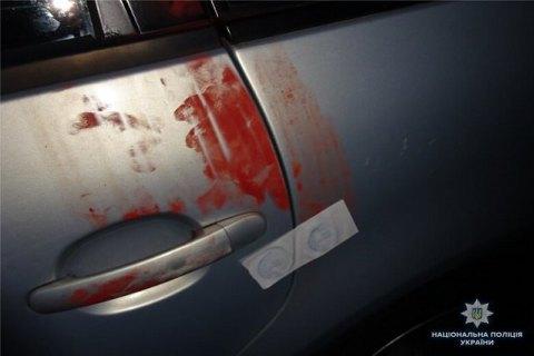 У Києві поліцейського за зауваження побили битою