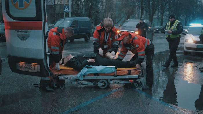 Кадр з фільму «Врятуйте мене, лікарю»
