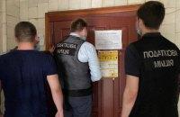 Налоговая милиция пришла с обыском к заказчику строительства Подольского моста