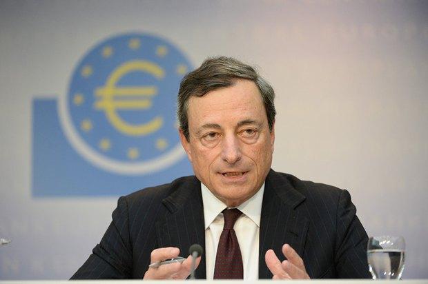 Марио Драги, глава Европейского Центробанка