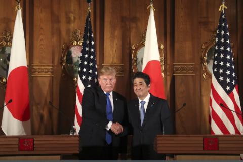 США и Япония подписали торговое соглашение