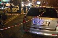 В Киеве на Воздухофлотском произошло масштабное ДТП