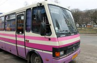 У Львівській області з маршрутки випав пасажир, він у реанімації