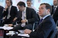 Дві фракції в Держдумі проголосують проти Медведєва