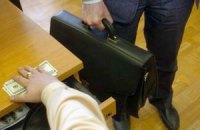 Одеський чиновник попався на хабарі у 560 тис. гривень