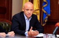 Мэр Одессы получил травму в ДТП