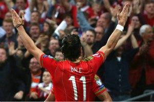 Бейл тягне Уельс на Євро-2016