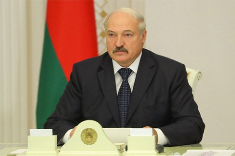"""Лукашенко: навчання """"Захід-2017"""" носять оборонний характер, нападати ні на кого не збираємося"""