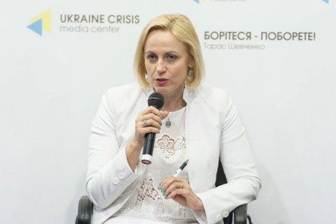 Глава наблюдательного совета Украинского культурного фонда Лариса Мудрак сложила полномочия