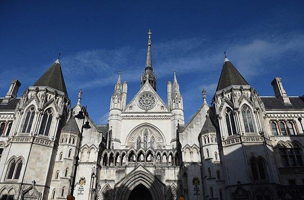 Будівля Королівського суда в Лондоні