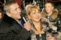 Жена Черновецкого подала на развод из-за рейтинга мужа