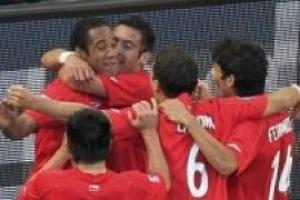 ЧМ 2010: Первая победа сборной Чили в истории мундиаля