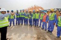 1400 непальських будівельників загинули під час підготовки Катару до ЧС-2022, - ЗМІ
