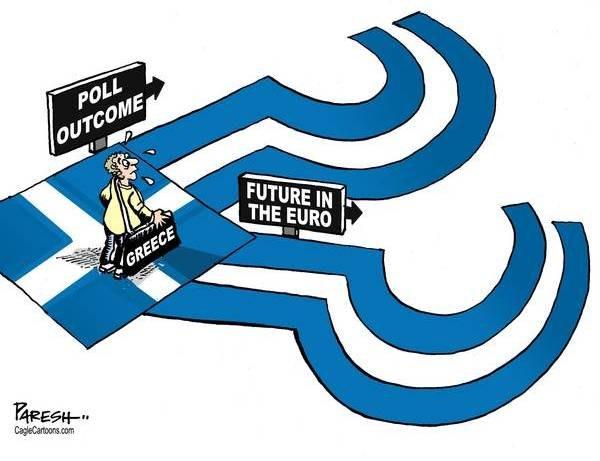 Выход из греческого кризиса