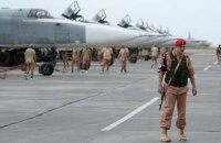 """""""Коммерсант"""" узнал об уничтожении семи российских самолетов в Сирии"""