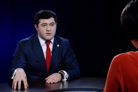 Насиров уверяет, что кум Калетника не имеет никакого отношения к ГФС