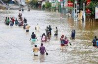 Жертвами наводнений на Шри-Ланке стали уже более 180 человек