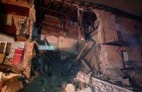 У центрі Львова обвалився триповерховий будинок