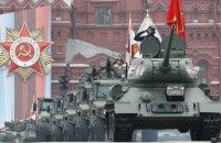 Stratfor проанализировал оружие, которое Кремль демонстрировал на параде 9 мая