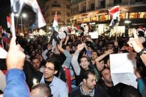 В столице Сирии толпа разгромила посольство Саудовской Аравии