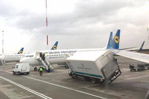 МАУ закриває кілька рейсів через низьку рентабельність