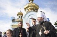 Кількість прихильників ПЦУ в Україні за рік зросла із 42 до 52%, - опитування