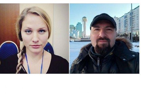 Задержанных в Казахстане украинских правозащитников депортировали