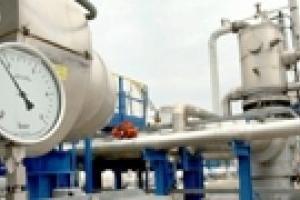 Украина увеличила заявку на покупку газа в июле