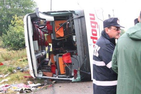 Українці не постраждали в аварії туристичного автобуса в Румунії