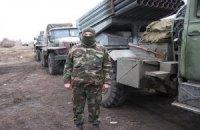 ОБСЄ далі фіксує відведення техніки сил АТО