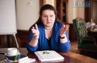 Оксана Маркарова: «Ціль щодо 40% зростання тяжка, амбітна, але досяжна»