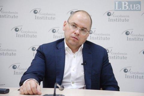 Парламент отправил в отставку министра здравоохранения Степанова