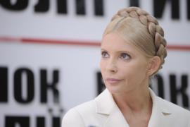 В украинском политикуме нет мужчин, - Тимошенко