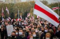 МВС Білорусі заявило про затримання понад 200 людей в День Волі