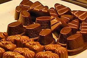 Хэллоуин заметно помогает продавцам шоколада