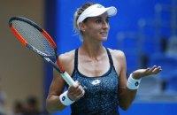 Цуренко начала теннисный сезон с победы