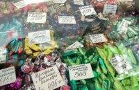 Сеть магазинов в Харькове оштрафовали за торговлю конфетами из России