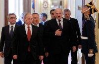"""Лукашенко вважає, що Путін його """"переплюнув"""" в диктаторстві"""