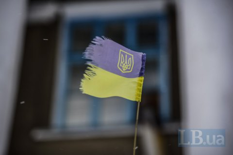 На Донбасі від початку дня поранено одного українського військового