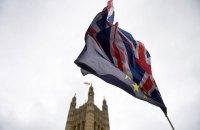 Великобритания не будет вводить санкции против РФ, пока не выйдет из ЕС